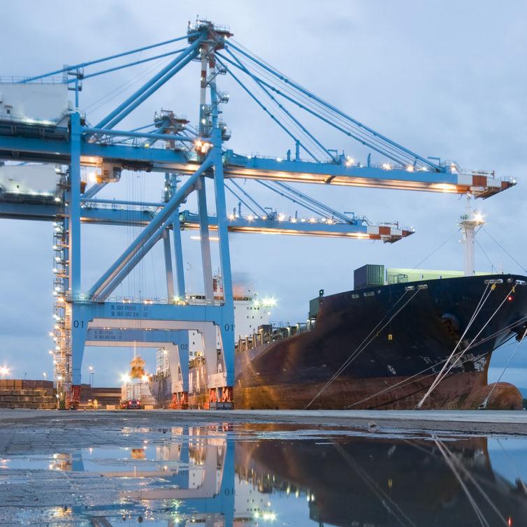 Ocean Freight (Demo)